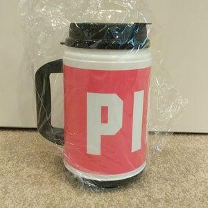 Brand New PINK Victoria's Secret Pink large Mug